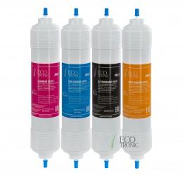 Комплект фильтров с UF мембраной (14 дюймов) Цена 5500 руб
