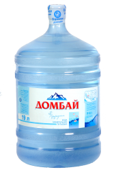 """220руб. Вода """"Домбай Ульген"""" 19 л."""