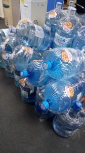Реклама на воде
