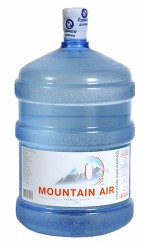 NEW ! 260руб  Вода 19л MOUNTAIN AIR