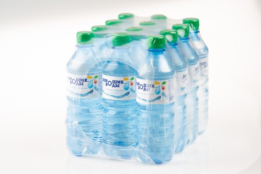 Вода 0,6 до 10 литров
