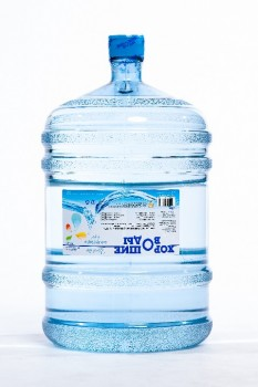 130руб. Вода питьевая негазированная 1й кат. «Хорошие воды»