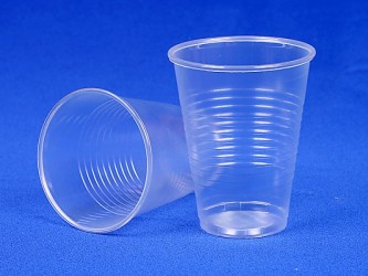 Стаканчик пластиковый 0,2 л упаковка 100 шт. Цена 60 руб